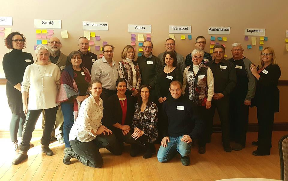 Une rencontre pour l'écoute, la sensibilisation et le développement social